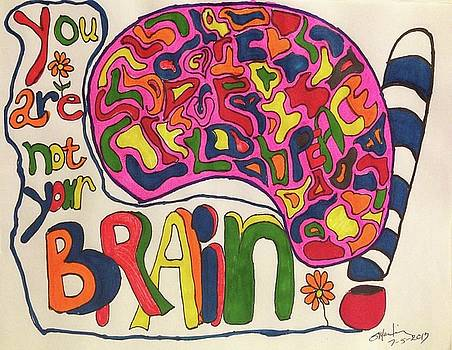 Not your Brain by Steve Martinez