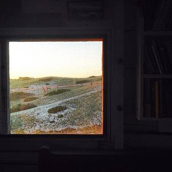 #notapainting #window #duneshacklife by Ben Berry