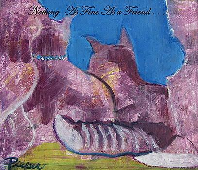 Nothing as Fine as a Friend by Betty Pieper