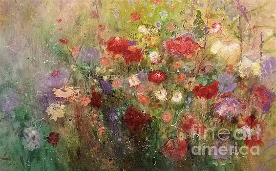 Nothing But Flowers by Frances Marino