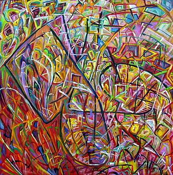 Notion about future by Oksana Cherkas