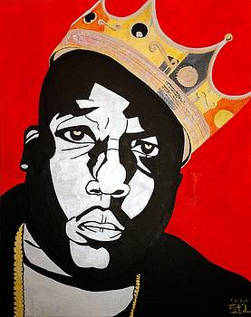 Notorious Big by Estelle BRETON-MAYA