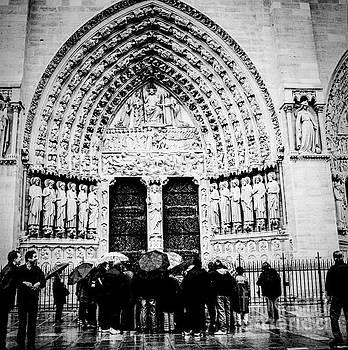 Cyril Jayant - Notre Dame Cathedral . Paris.