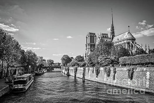 Notre Dame de Paris by Delphimages Photo Creations