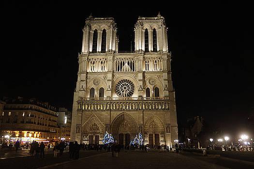 Notre Dame de Paris by Erik Tanghe