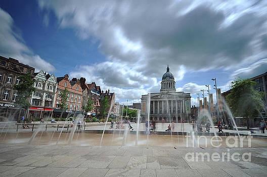 Yhun Suarez - Nottingham Town Hall 2.0