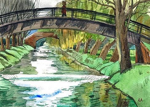 Nottinghamshire by Hopebaby Pradit