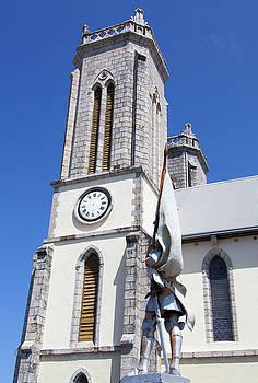 Ramunas Bruzas - Noumea City Cathedral