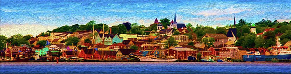 Nova Scotia by Andre Faubert