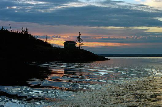 Nova Scotia Retreat by Paul Wash