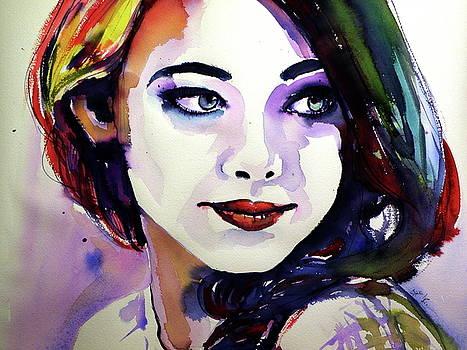 November face by Kovacs Anna Brigitta