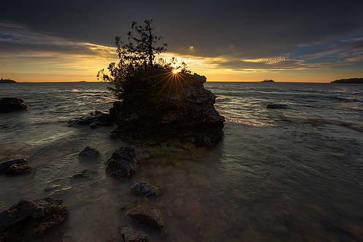 November Middlebrun Sunrise 2 by Jakub Sisak