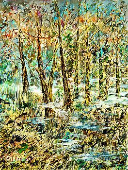 November Morn by Alfred Motzer
