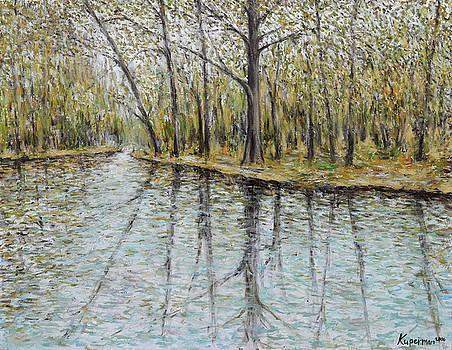 November Rain by Eugene Kuperman
