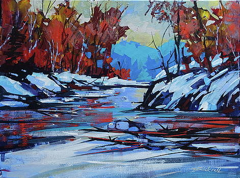 November River by Brian Buckrell