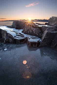 November  Sunrise at Artist Point, Grand Marais by Jakub Sisak