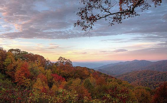 November Sunrise by Ree Reid