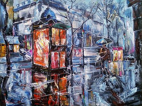 November Walk II by Stefano Popovski