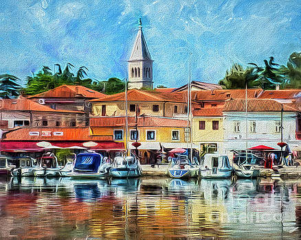 Novigrad, Croatia by Brian Tarr