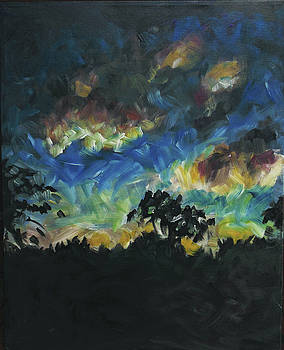 Now Dusk by Susan Moore