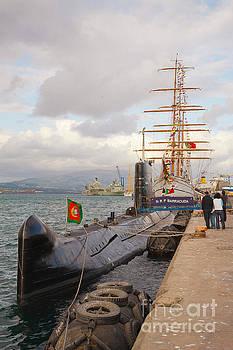 Gaspar Avila - NRP Barracuda