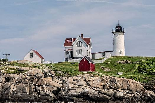 Robert Hayes - Nubble Light 02