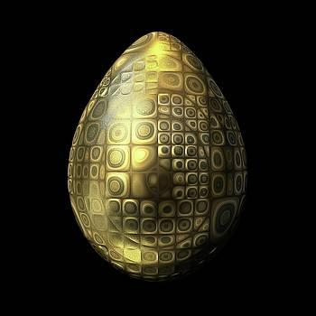 Hakon Soreide - Nubbled Golden Egg