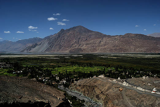Rohit Chawla - Nubra Valley Views
