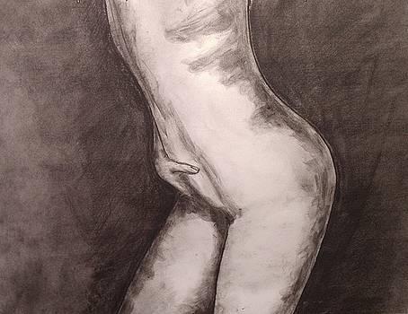 Nude 1 by Ania  Kuchta