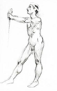 Edward Henrion - nude 1016