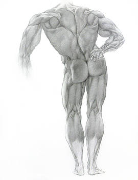 Nude 2 by Valeriy Mavlo