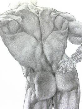 Nude 2a by Valeriy Mavlo
