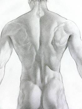 Nude 7a by Valeriy Mavlo