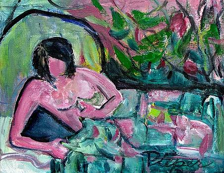 Nude After Matisse  by Betty Pieper