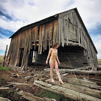Nude Barn 4 by Sleepy Weasel