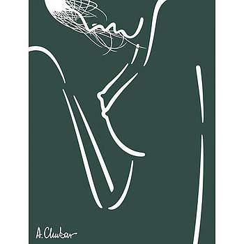 Nude By Alexander Chubar  #art by Alexander Chubar