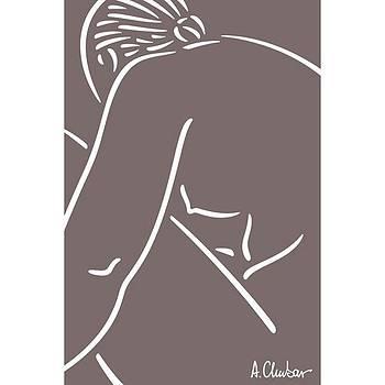 Nude By Alexander Chubar  #nude #art by Alexander Chubar