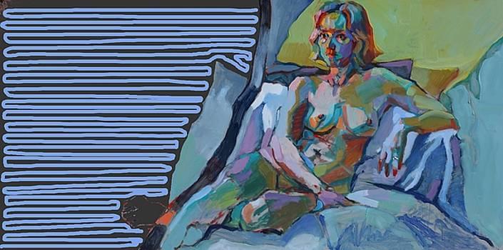 Nude-C pattern by Piotr Antonow