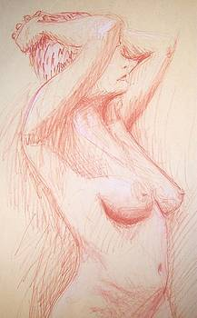 Nude Female by Xoey HAWK