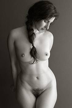 Nude in Sepia by Jack Snyder