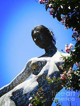 Nude in the Garden of Sin by Robert Lowe