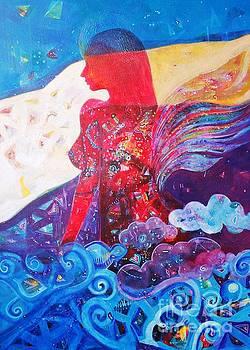 Nude Inner dream by Sanjay Punekar