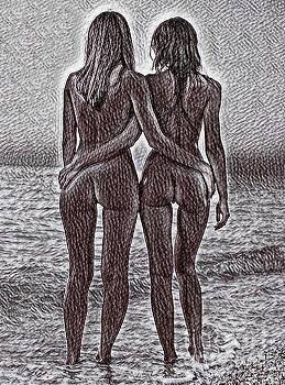 Pd - Nude Lovers Beachside