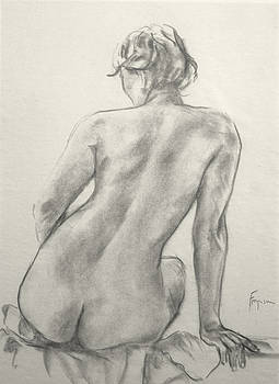 Nude by Richard Ferguson