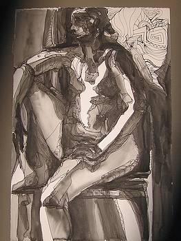 Nude Study by Michelle Gonzalez