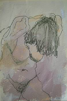 Nude study one by Wendy Head