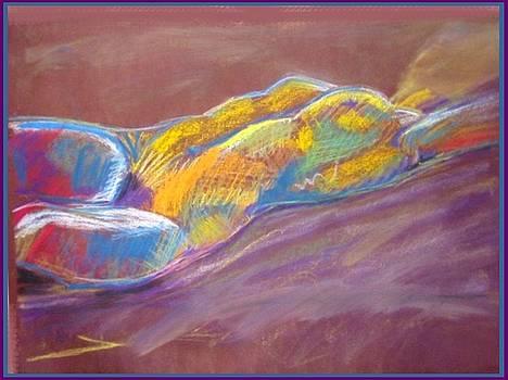 Nude VIII by Kneki Krtukaj