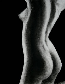 Nude Woman by Joanna Aud