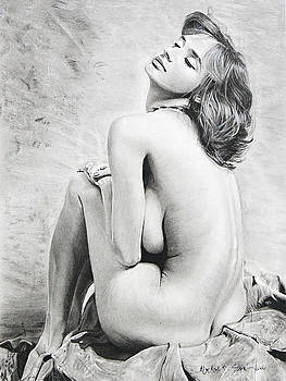Nude2 by Raymond Potts