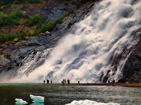 Nugget Falls by Rick Lawler